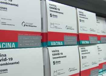 Governo do Amazonas recebe 19.750 doses de AstraZeneca