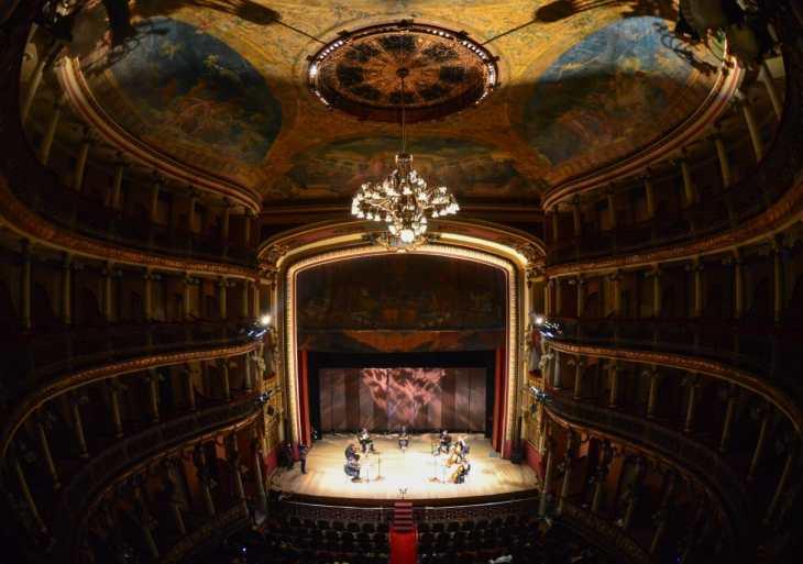 Teatro Amazonas abre agendamentos para segunda quinzena de setembro