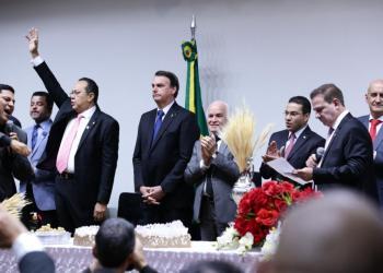 Silas é reconhecido como uma das lideranças da elite parlamentar do ano de 2021
