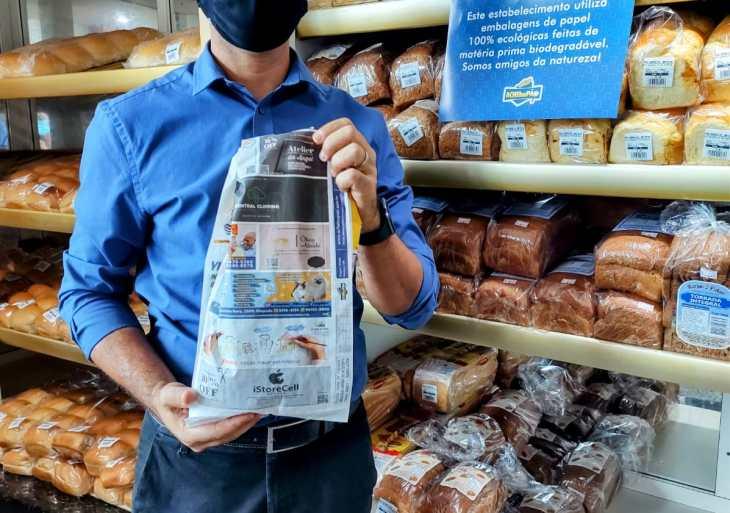 Sustentabilidade e economia nas panificadoras com sacos biodegradáveis