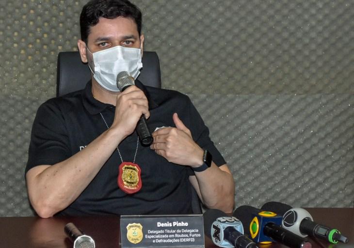 Polícia Civil prende homem por latrocínio cometido em fevereiro de 2020