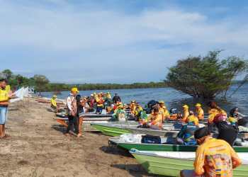 Comunidade de Rio Preto da Eva realiza torneio de pesca
