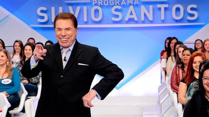 Silvio Santos está totalmente curado da Covid, diz assessoria