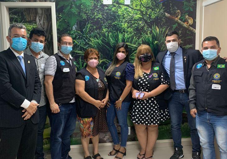 Vereador Peixoto reúne com Conselheiros Tutelares sobre assalto no conselho da zona norte