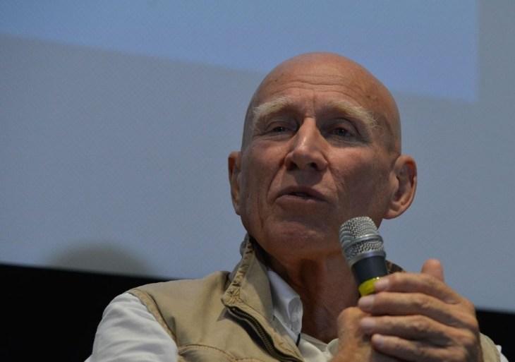 Sebastião Salgado apresenta exposição sobre Amazônia em reunião do CNJ