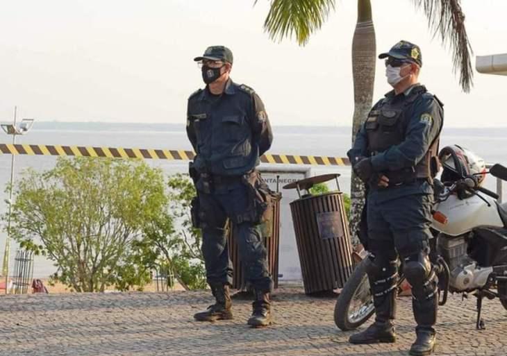 Prefeito confirma concurso público para Guarda Municipal e destaca busca pela segurança em Manaus