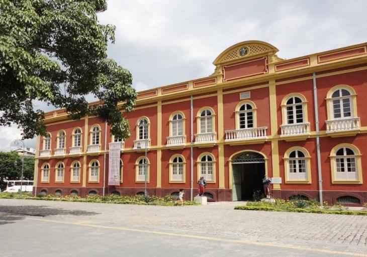 Universitários fazem visita técnica no Palacete Provincial na próxima sexta-feira