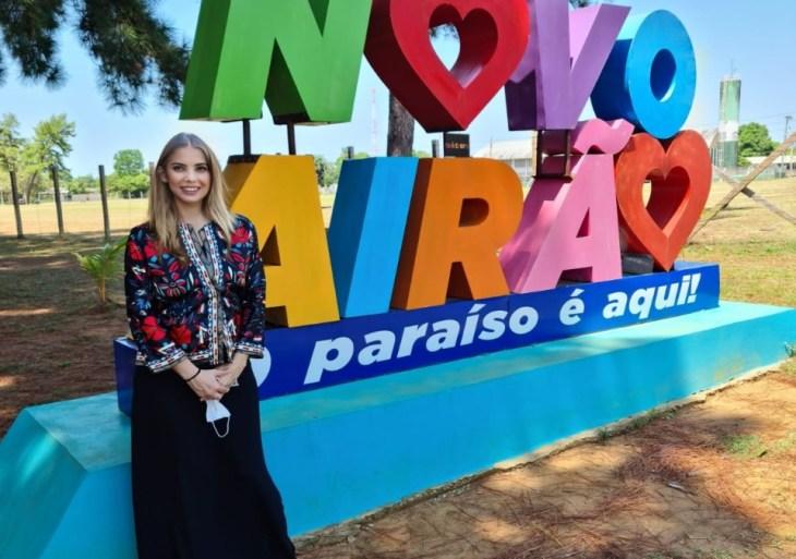 Novo Airão recebe projeto literário híbrido da atriz Narda Telles