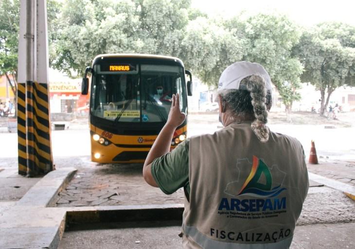 Ação voltada ao transporte rodoviário e hidroviário intermunicipal de passageiros é coordenada pela Arsepam
