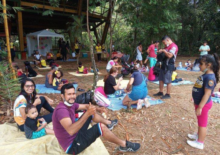 Prefeitura divulga programação do parque do Mindu para este final de semana