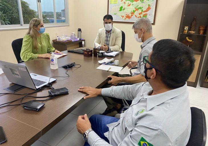 Sema e ICMBio constroem acordo de cooperação para incentivar manejo em Unidades de Conservação
