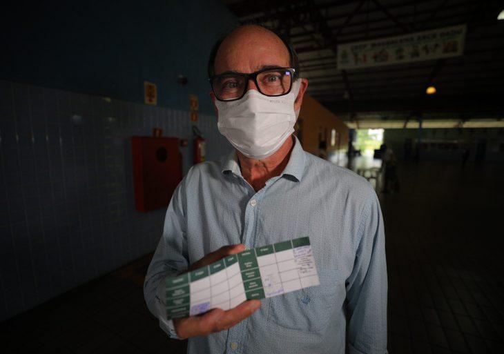 Vacina Amazonas: Imunizante Pfizer amplia proteção contra a Covid-19 como dose de reforço