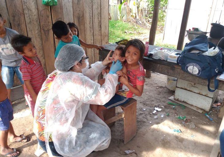 Servidores do SUS recebem capacitação para aplicação da Pesquisa Nacional de Saúde Bucal no Amazonas