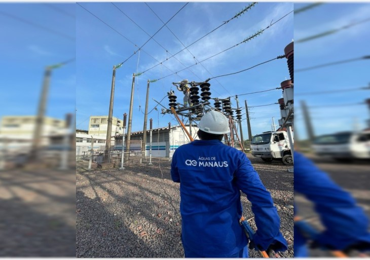 Manutenção preventiva no Complexo da Ponta do Ismael é concluída e abastecimento de água tratada em Manaus já está em normalização