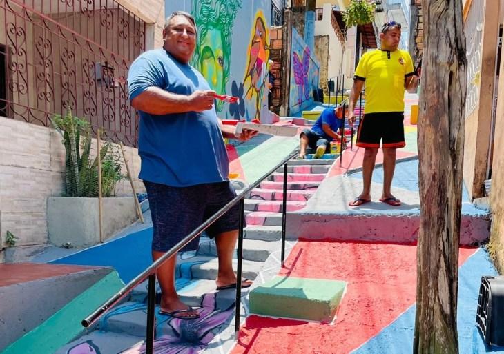 Ivo Neto apoia comunitários em comemorações do Dia das Crianças em Manaus