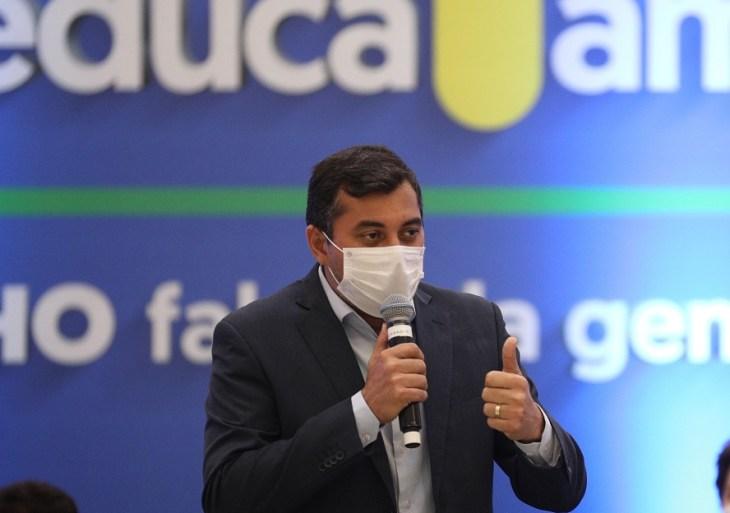 Governador Wilson Lima nomeia 566 aprovados no Concurso Público 2018 da Secretaria de Educação