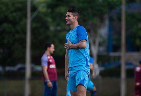Thiago Neves reforço Grêmio