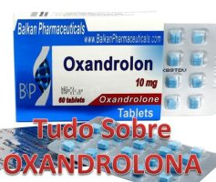Tudo sobre Oxandrolona (anavar)→ 2018