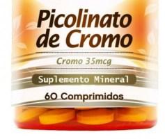 Picolinato de Cromo, Como tomar, preço, benefícios e efeitos colaterais
