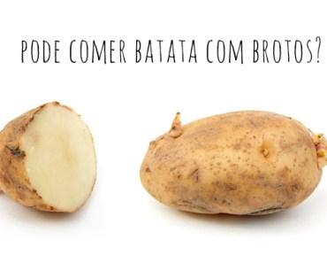 batatas e as toxinas