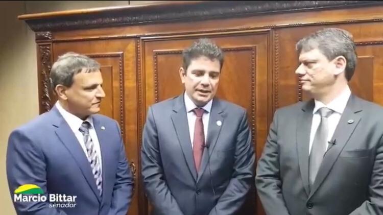 """Secretário requenta vídeo para disfarçar falta de recursos do governo """"Bolsonairo"""" para o Acre"""