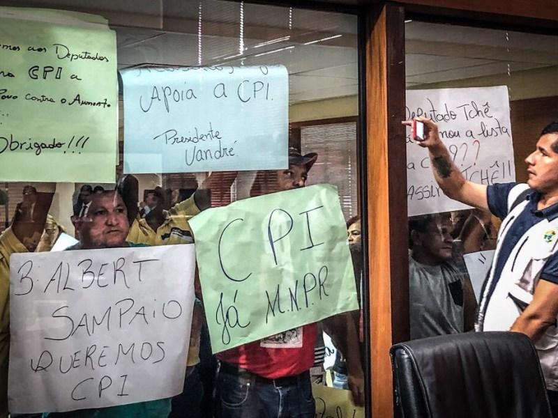 Oposição consegue assinaturas para CPI da Energisa; derrota histórica do governo