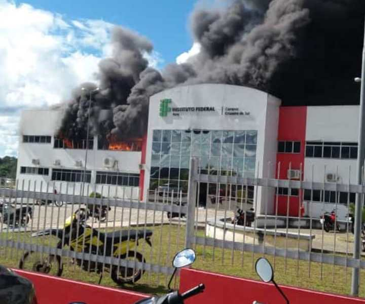 Nota IFAC – Cruzeiro do Sul