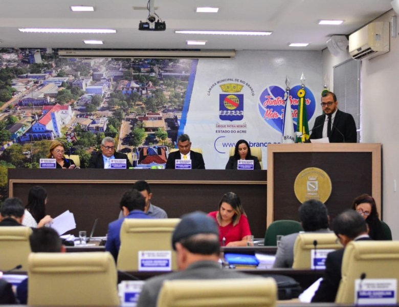 Câmara de Vereadores aprova Projeto de Modernização do Sistema de Iluminação Público de Rio Branco