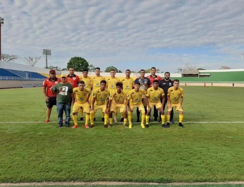 Rodada dupla do Campeonato Acreano Sub-20 começa com uma vitória e um empate