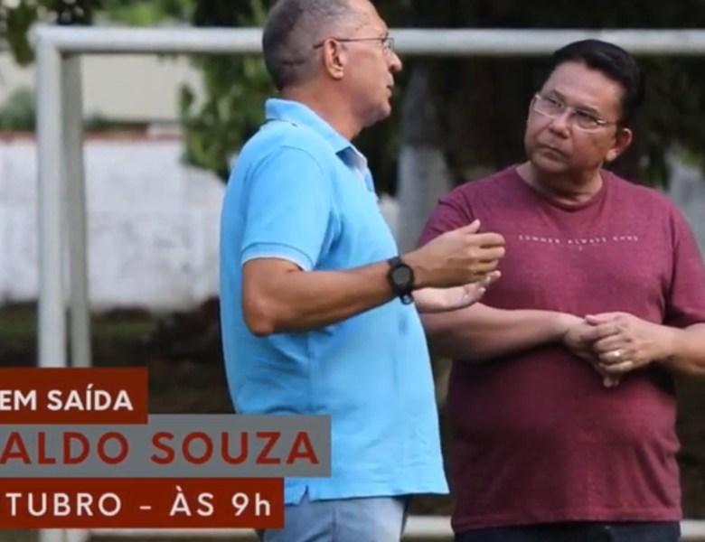 """""""A culpa pela violência sempre é do Estado"""", diz Edvaldo Souza"""