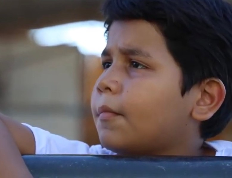 Conheça a história de Rafael Kawêh, o menino que faz do cinema janela de oportunidade à crianças carentes
