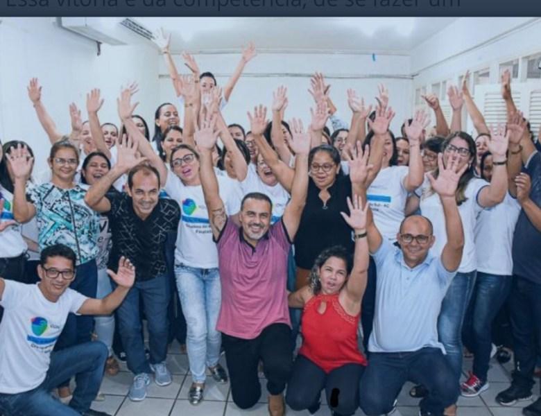 Prefeitura de Cruzeiro do Sul ganha prêmio nacional em Educação