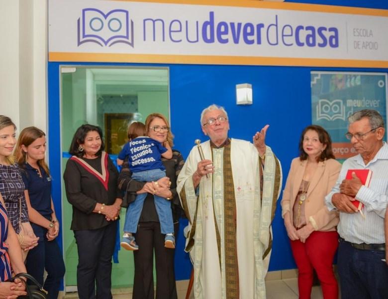 Inaugurada em Rio Branco a franquia Escola Meu Dever de Casa