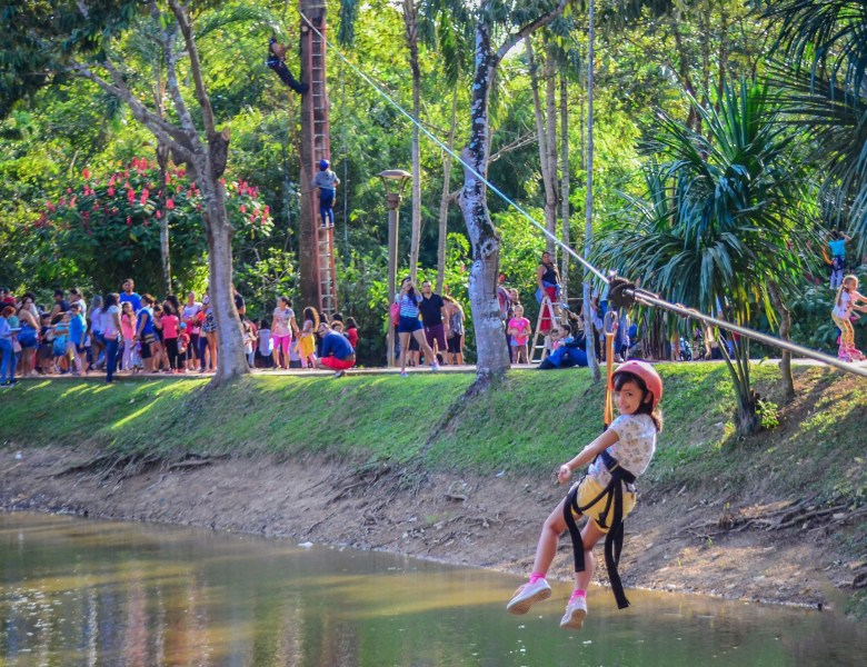 Prefeitura de Rio Branco realiza nova edição do Programa Férias no Parque