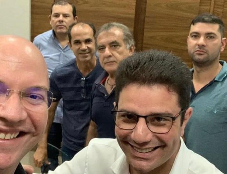 Gladson Cameli chancela candidatura de Zequinha Lima a prefeito de Cruzeiro do Sul, mesmo vice-prefeito podendo ficar inelegível