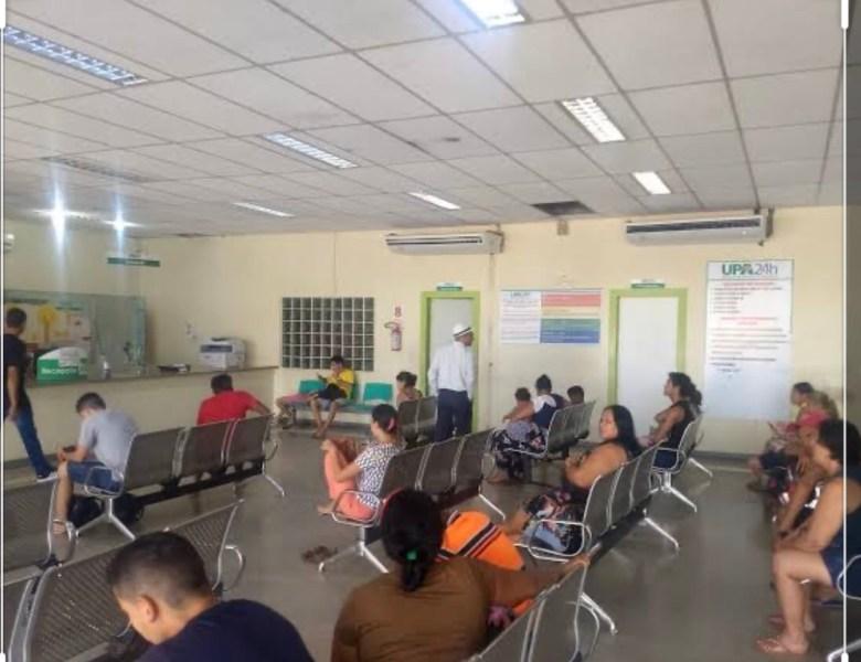 Paciente com suspeita de ter contraído o coronavírus deu entrada na UPA do 2º Distrito