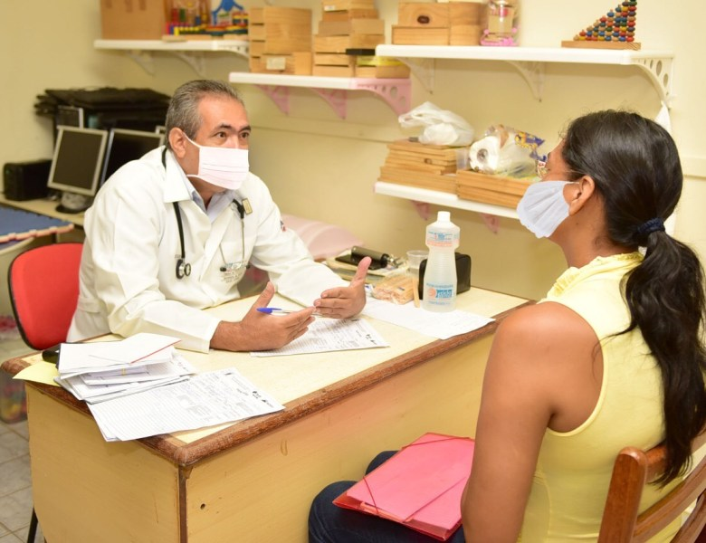 Prefeitura garante atendimento essencial à população nas unidades de Saúde