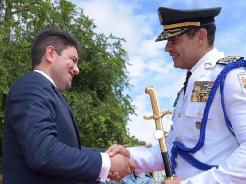 Ulisses Araújo pode estar exercendo o posto de coronel da ativa da Polícia Militar de forma irregular