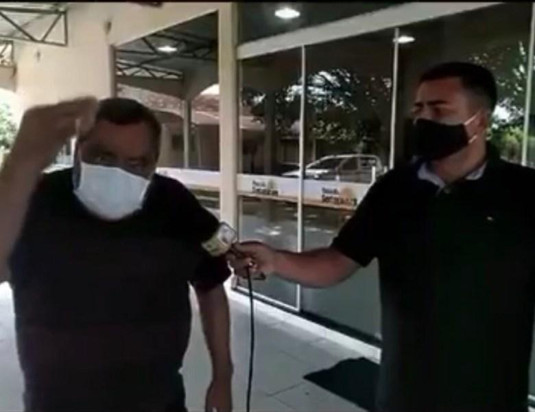 VÍDEO: Prefeito Mazinho Serafim pede atenção do governo para Sena Madureira e região