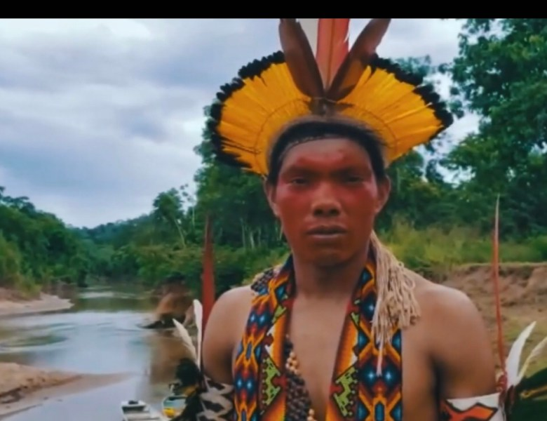 Povo Yawanawa lança campanha em defesa da floresta e da sobrevivência