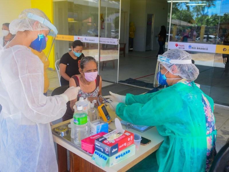 Socorro Neri entrega Centro de Referência para atender pacientes com sintomas leves da Covid-19