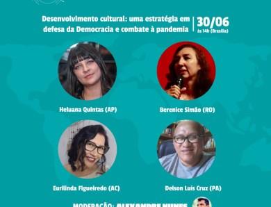 Bari comunicação apresenta a Live Conexão Amazônica
