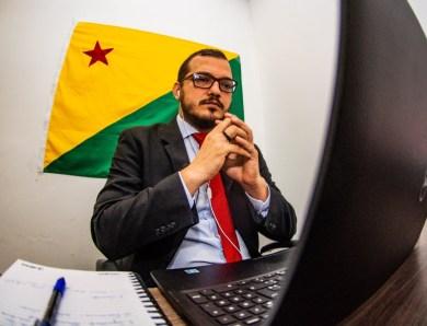 Rodrigo Forneck pede endurecimento da lei que pune práticas de queimadas durante a pandemia