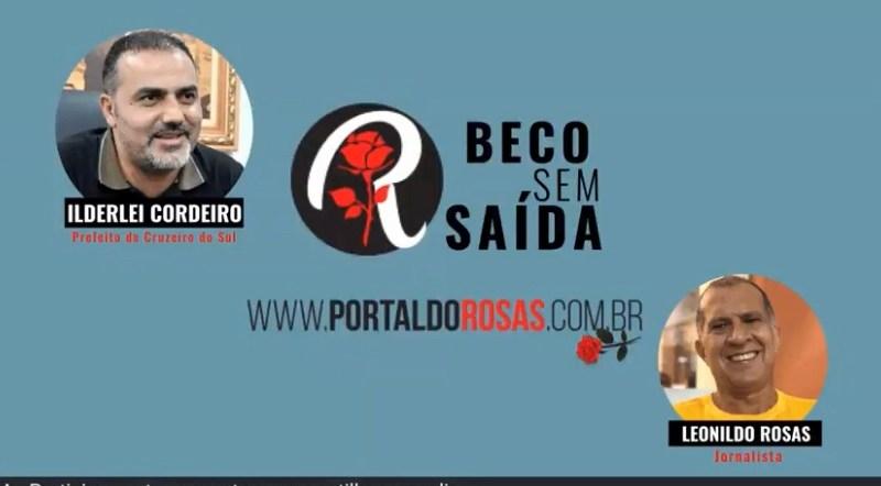Beco sem Saída: Prefeito Ilderlei Cordeiro ironiza Vagner Sales e não anuncia candidatura à reeleiçao