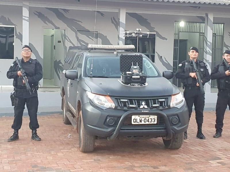 Polícia Militar do Acre investe em equipamentos com apoio do Poder Judiciário