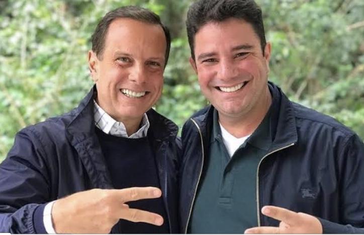 Gladson vai a São Paulo, anuncia filiação no PSDB e deixa a política acreana ainda mais desvairada