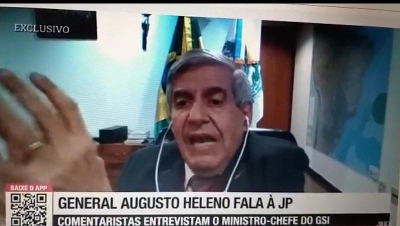 General Augusto Heleno diz que o Acre tem  sérios problemas ambientais provocados pela pecuária