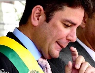 Derrotado, Gladson Cameli pede suspensão de atividades partidárias do Progressistas e não se filia no PSDB