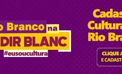 Prefeitura de Rio Branco disponibiliza Cadastro Cultural para artistas e fazedores de cultura