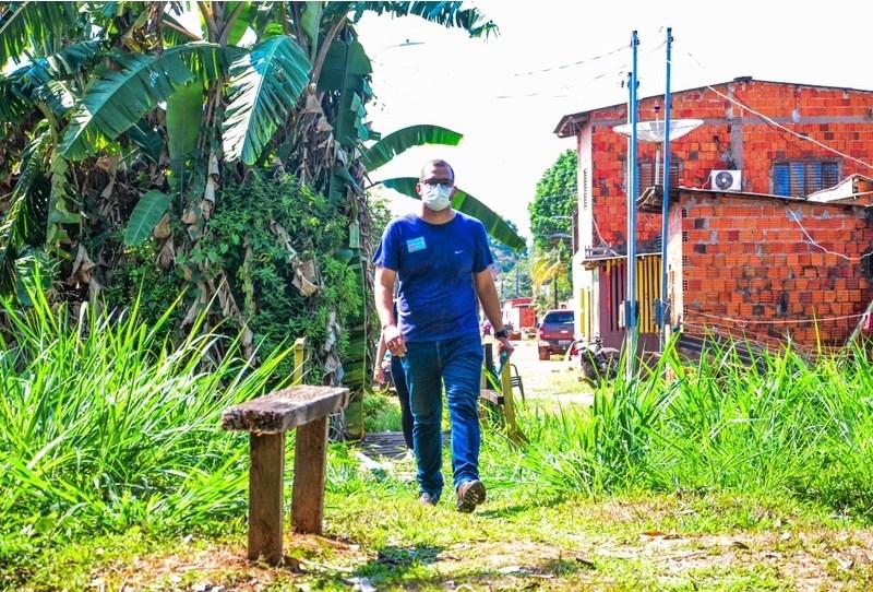 """""""Há anos não víamos uma crise tão intensa no abastecimento de água de Rio Branco"""", alerta Rodrigo Forneck"""